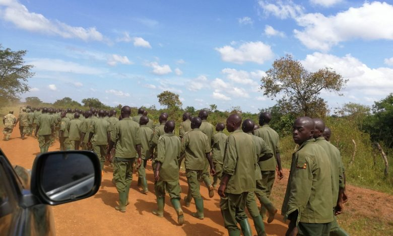 Photo of Karamoja LDUs Foot for 184 Kms To Withdraw Salaries
